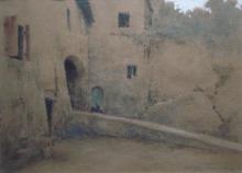 Tommasi Adolfo, Antica porta.jpg