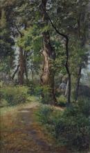 Tommasi Adolfo, Nel bosco.jpg