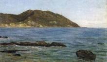 Tommasi Adolfo, Paesaggio della costa livornese.jpg