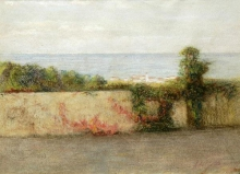 Tommasi Adolfo, Paesaggio marino.jpg