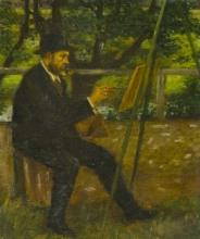 Tommasi Adolfo, Ritratto di pittore al cavalletto.jpg