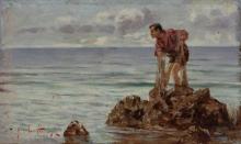 Tommasi Angiolo, La pesca.jpg