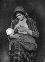 Tommasi Angiolo, Maternità
