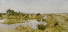 Tommasi Angiolo, Paesaggio palustre.jpg