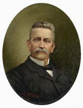 Tommasi Angiolo, Ritratto maschile
