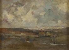 Tommasi Ludovico, Paesaggio con veduta di Firenze.jpg