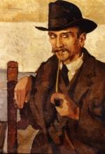 Tommasi Ludovico, Ritratto di Bartolena.jpg