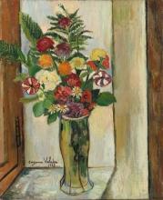 Suzanne Valadon, Fiori | Fleurs