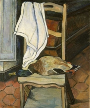 Suzanne Valadon, L'anatra | Le canard