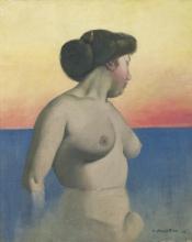 Vallotton, Bagnante, busto [1910].jpg