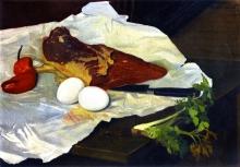 Vallotton, Carne e uova | Viande et œufs | Meat and eggs