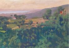 Vallotton, Collina sopra Cagnes, al mattino.jpg