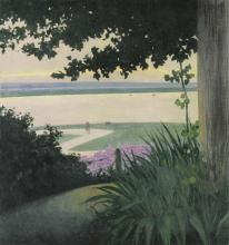 Vallotton, Honfleur e la Baia della Senna.jpg