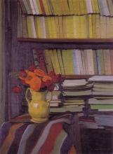 Vallotton, La biblioteca [1921].jpg