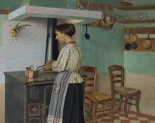 Vallotton, La cuoca.jpg