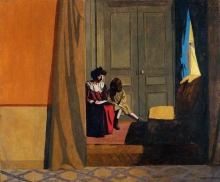 Vallotton, La lezione | Le leçon | The lesson
