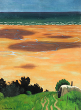 Vallotton, Marea montante, Houlgate [2].png