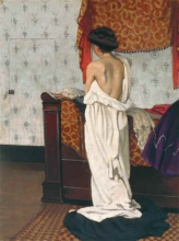 Vallotton, Nudo di spalle in un interno.jpg