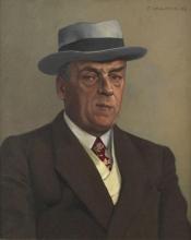 Vallotton, Octave Mirbeau con il suo cappello.jpg