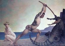 Vallotton, Perseo che uccide il drago.png