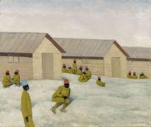 Vallotton, Soldati senegalesi nel campo di Marly.jpg