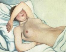 Vallotton, Torso di donna nuda sdraiata [1916].jpg