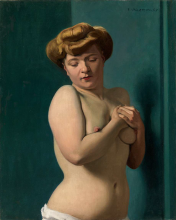 Vallotton, Torso di donna nuda, bionda.png