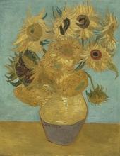 Van Gogh, Girasoli | Tournesols | Sunflowers