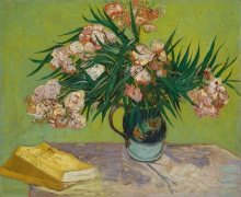 Van Gogh, Oleandri | Oléandres | Oleanders