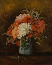 Van Gogh, Vaso con garofani   Vaas met anjers   Vase aux oeillets   Vase with carnations