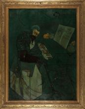 Whistler, Il creditore   The creditor