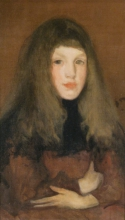 Whistler, Uno studio in rosa e marrone.jpg