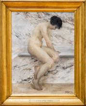 Zorn, Accanto alla vasca da bagno | Vid badkaret | By the bathtub