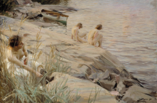 Anders Zorn, All'aperto | Ute | Outdoors
