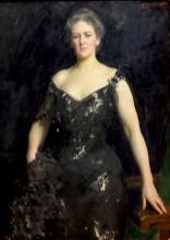 Zorn, Amalia Hagdahl Wallenberg