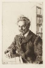 Zorn, August Strindberg