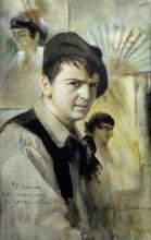 Zorn, Autoritratto | Porträtt av konstnären | Portrait of the Artist