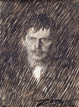 Zorn, Autoritratto | Självporträtt | Self-portrait | Portrait de Zorn par lui-même