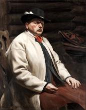 Zorn, Autoritratto | Självporträtt | Self-portrait