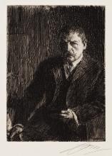 Zorn, Autoritratto 1904 I   Självaporträtt 1904 I   Self portrait 1904 I