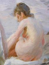 Zorn, Bagnanti [dettaglio] | Badande [detalj] | Baigneuses [détail] | Bathers [detail]