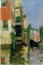 Zorn, Canale veneziano   Venetianska kanalen   Venetian canal