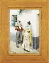 Zorn, Corteggiamento | Flirtation