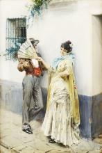 Zorn, Corteggiamento   Flirtation