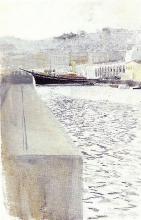 Zorn, Dal porto di Algeri | Från Algers hamn | From Algiers harbor