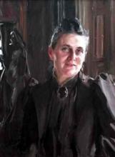 Zorn, Fanny Thiel, nata Stiebel | Fanny Thiel, född Stiebel | Fanny Thiel, born Stiebel