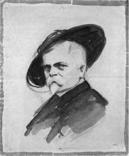 Anders Zorn, Fredrik Wilhelm Scholander