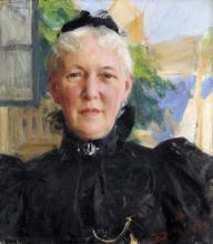 Zorn, Göthilda Fürstenberg