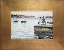 Zorn, Gara di barche | Kapprodd | Boat race