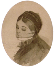 Zorn, Giovane donna vestita a lutto | Ung dam i sorgdräkt | Young woman in mourning suit
